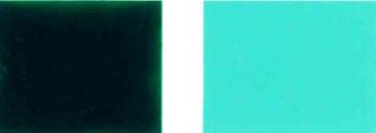رنگت سبز 7 رنگ